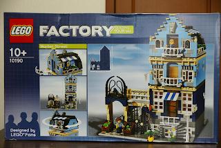LEGO: 10190 Market Street