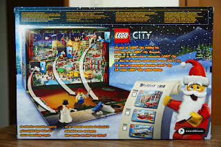 LEGO 2010 Advent Calendar 2824 City & 7952 Kingdoms