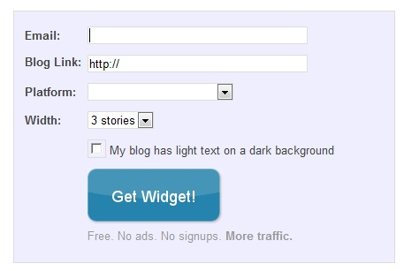 widget linkwithin