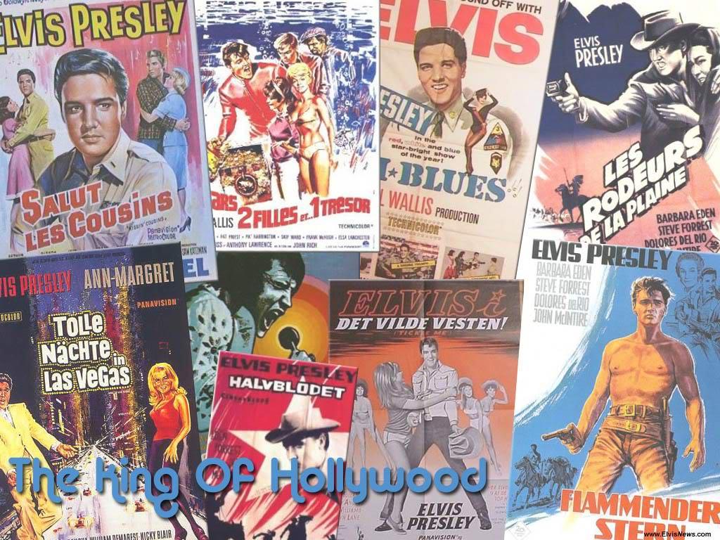 Elvis Presley Filme