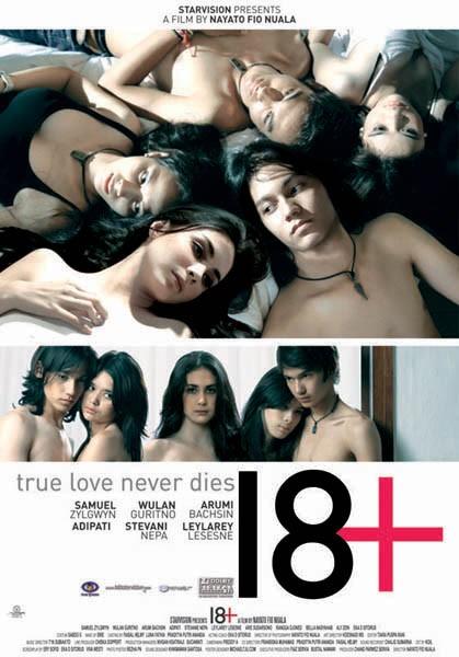 Indonesian Movie: 18+ True Love Never Dies