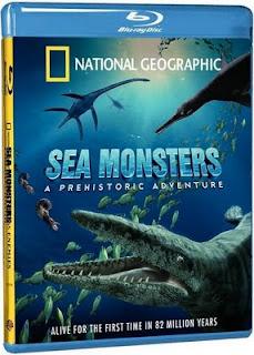 Movie Treasures By Brenda Sea Monsters Prehistoric Adventure