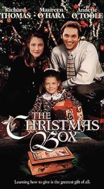 Movie Treasures By Brenda: The Christmas Box Hallmark Movie