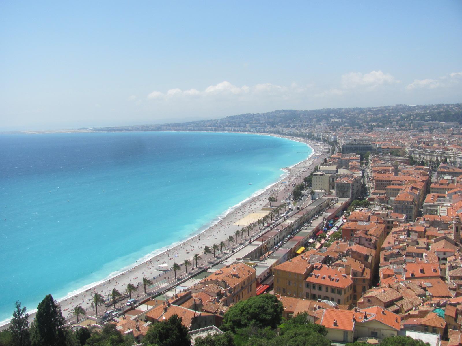 Traveling Nichol...D Azur