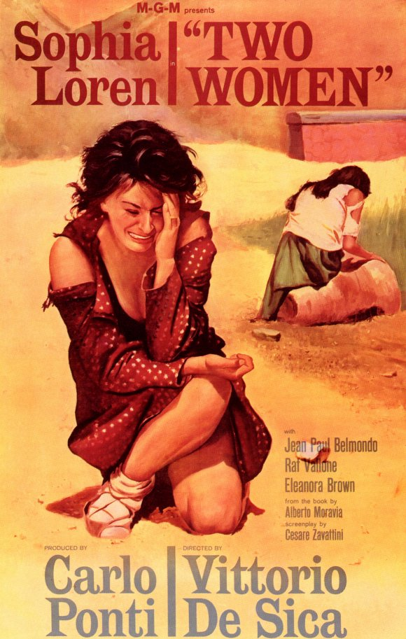 love those classic movies two women 1960
