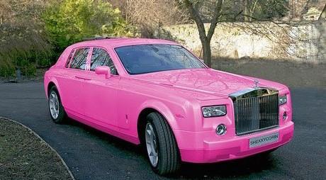 damn cool cars nice pink cars. Black Bedroom Furniture Sets. Home Design Ideas