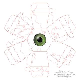 eyeball gift box