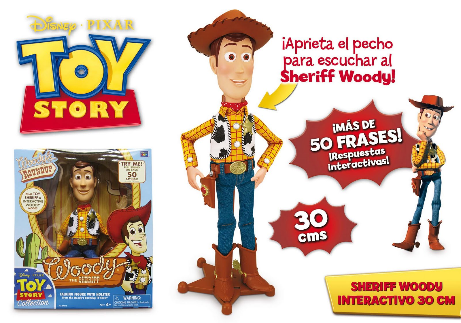 3012653200ec3 Tu colección no puede estar completa sin esta figura Edición Definitiva de  Coleccionista de Woody