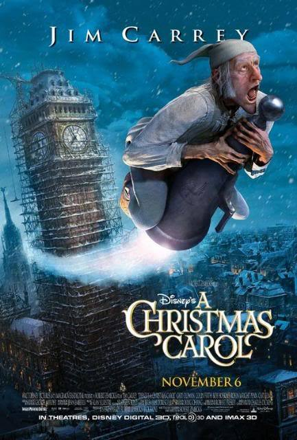 Critics At Large Double Dose O Disney A Christmas Carol 2009 And The Sorcerer S Apprentice 2010
