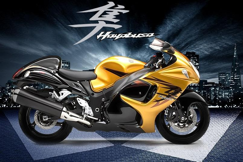 Suzuki Hayabusa 1300  A great sports commuter from Suzuki  Riders Junction
