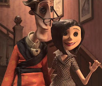 The Falcon Film Files Coraline She S As Cute As A Button In The Eyes
