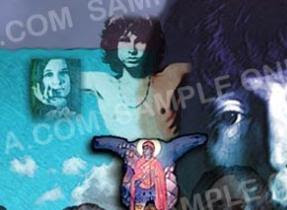 POP ART DIVA LAND: Jim Morrison's Infamous Indecent Exposure