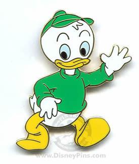 Personajes De Walt Disney Huey Dewey And Louie