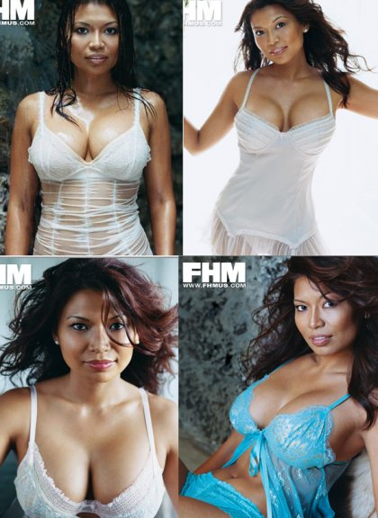 Asian Sirens · FHM