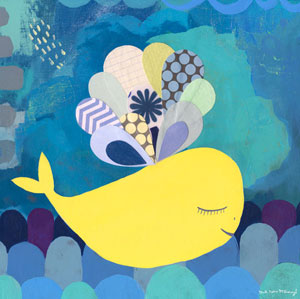 Nursery Notations Whales Whales Everywhere