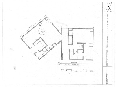 scan264 The Fisher House Floor Plan In Bronx on esherick house floor plan, richard neutra house floor plan, fisher house louis kahn cad, avery fisher hall floor plan, home alone house floor plan, louis kahn fisher house plan,