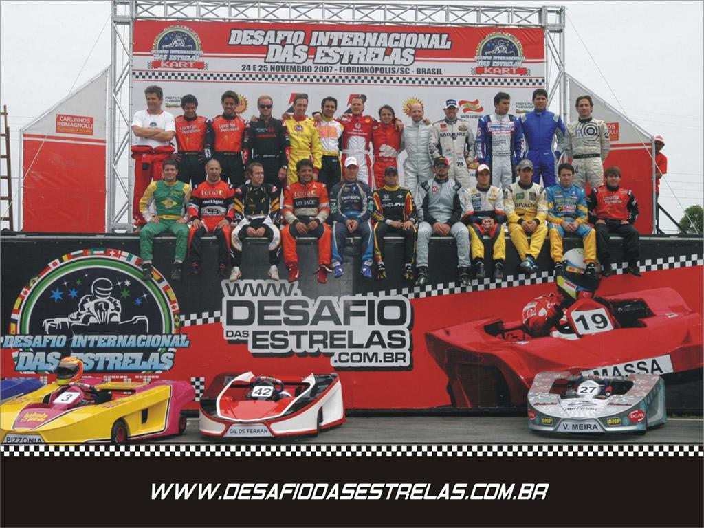 626032cadf ... do Desafio Internacional das Estrelas, neste domingo, no Arena Sapiens  Parque, em Florianópolis (SC). Após um início eletrizante, Felipe Massa  garantiu ...