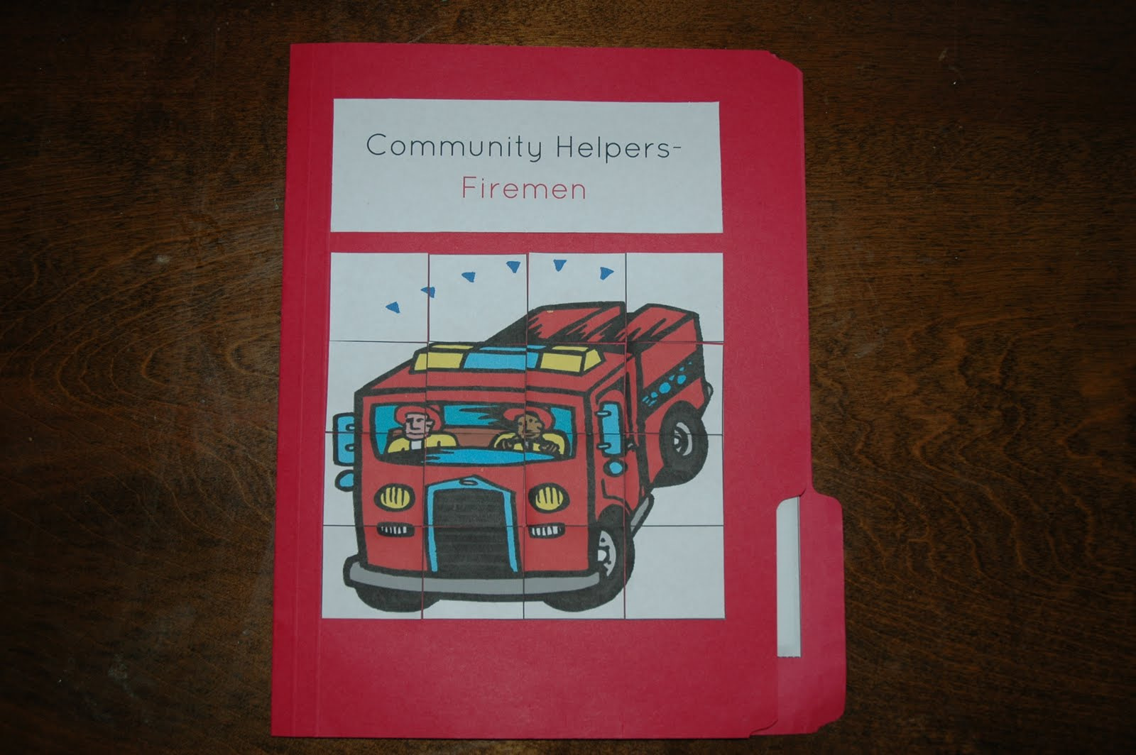 This And That Community Helpers