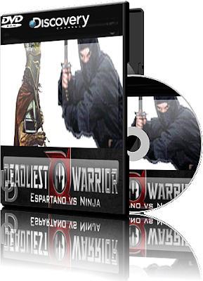 guerrero letal espartaco vs ninja
