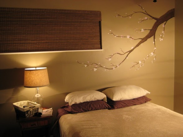 Japanese Zen Bedroom: JPM Design: My Asian/Zen Inspired Master Bedroom Makeover