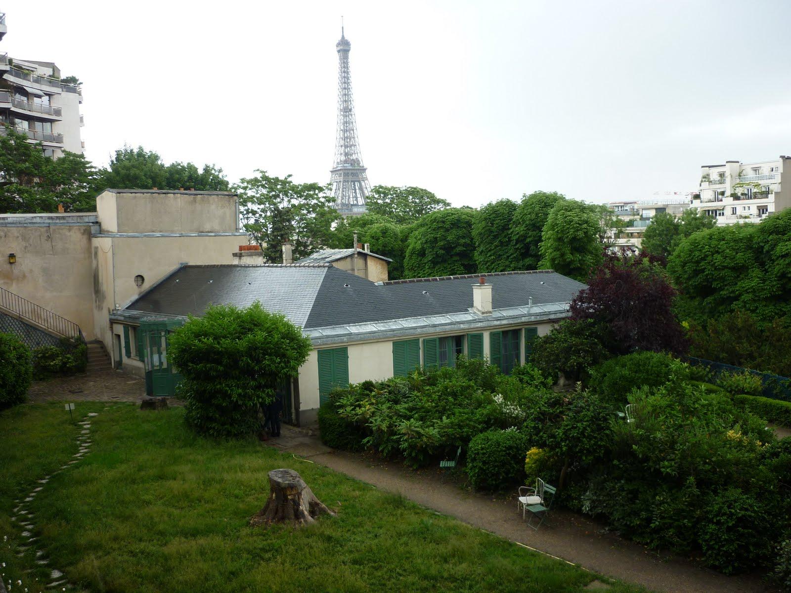 dr j j visite paris la maison de balzac. Black Bedroom Furniture Sets. Home Design Ideas