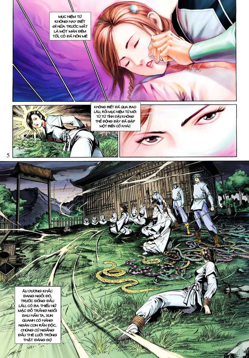 Anh Hùng Xạ Điêu anh hùng xạ đêu chap 29 trang 5
