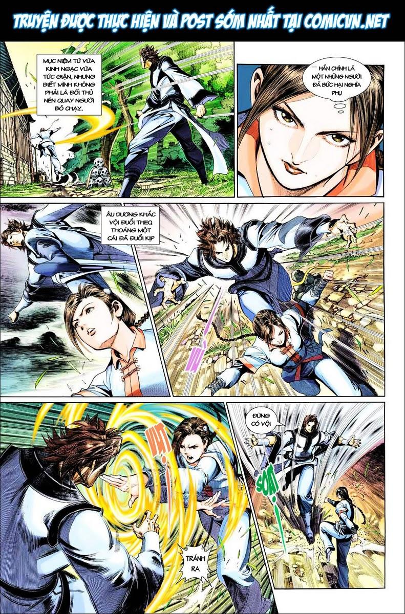 Anh Hùng Xạ Điêu anh hùng xạ đêu chap 29 trang 3