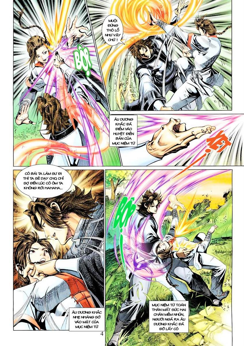 Anh Hùng Xạ Điêu anh hùng xạ đêu chap 29 trang 4