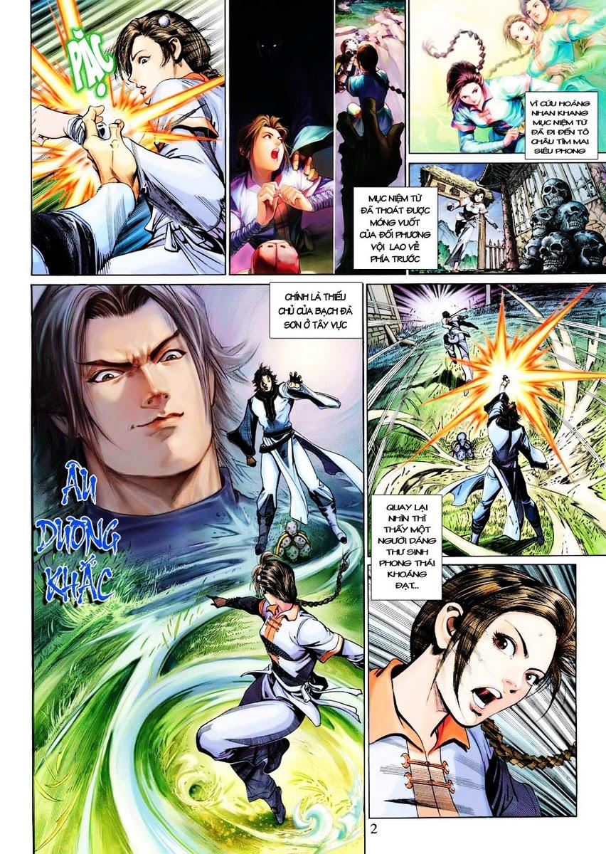 Anh Hùng Xạ Điêu anh hùng xạ đêu chap 29 trang 2