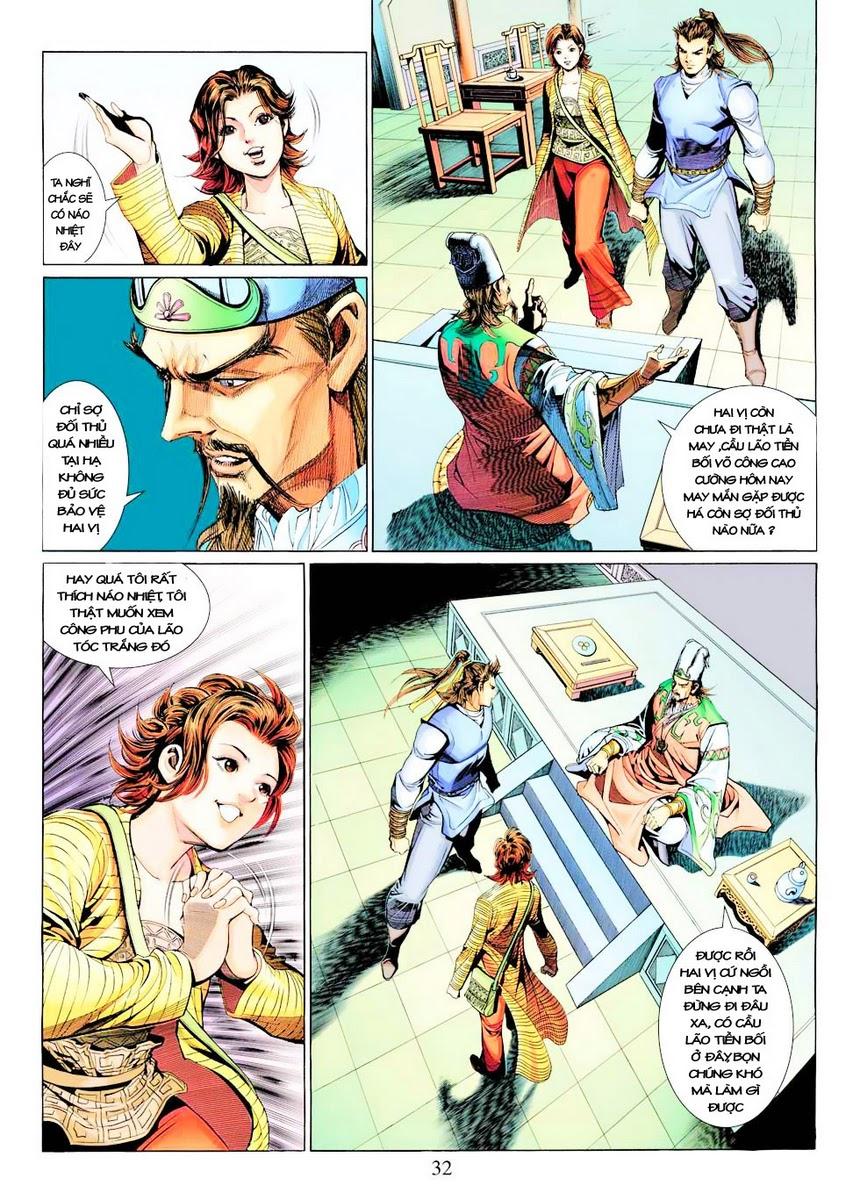 Anh Hùng Xạ Điêu anh hùng xạ đêu chap 29 trang 32