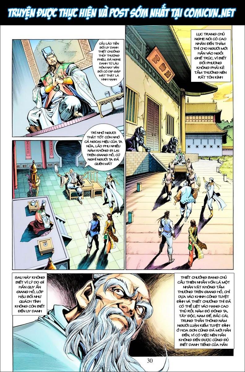 Anh Hùng Xạ Điêu anh hùng xạ đêu chap 29 trang 30