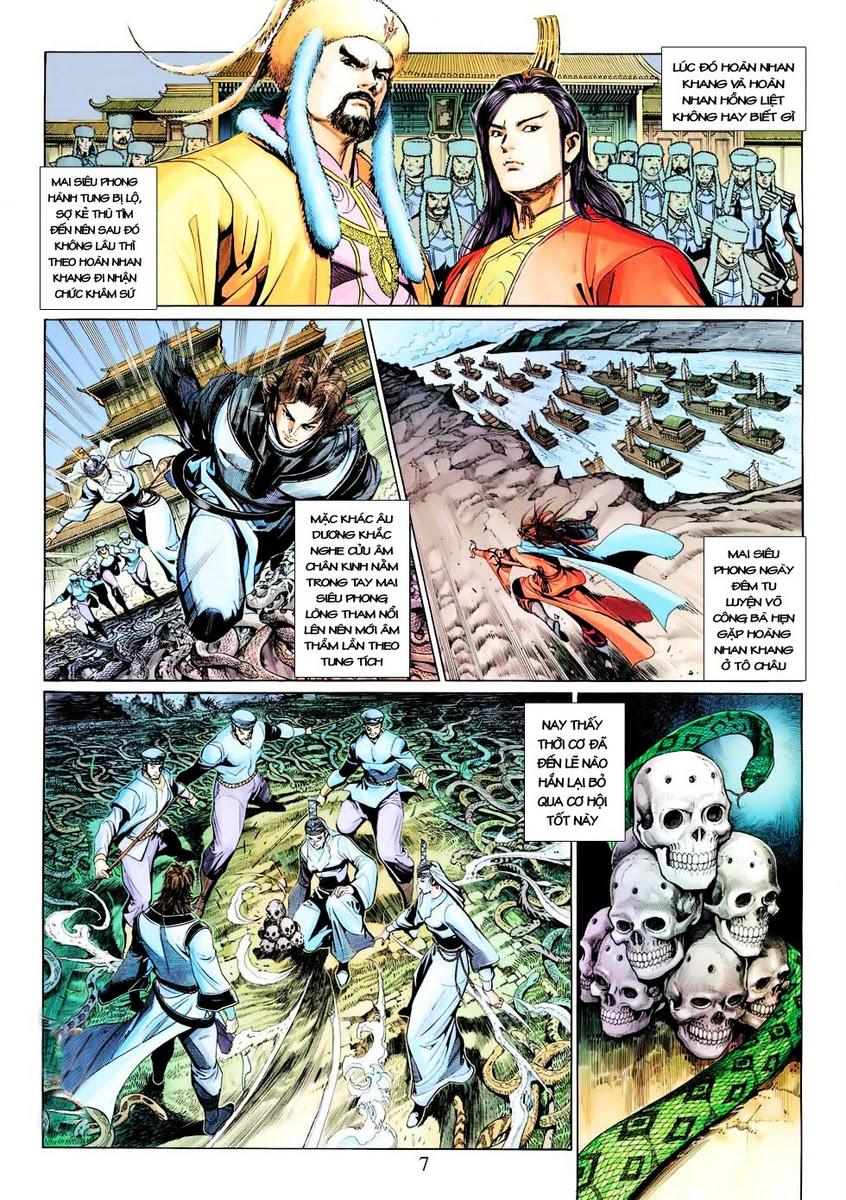 Anh Hùng Xạ Điêu anh hùng xạ đêu chap 29 trang 7