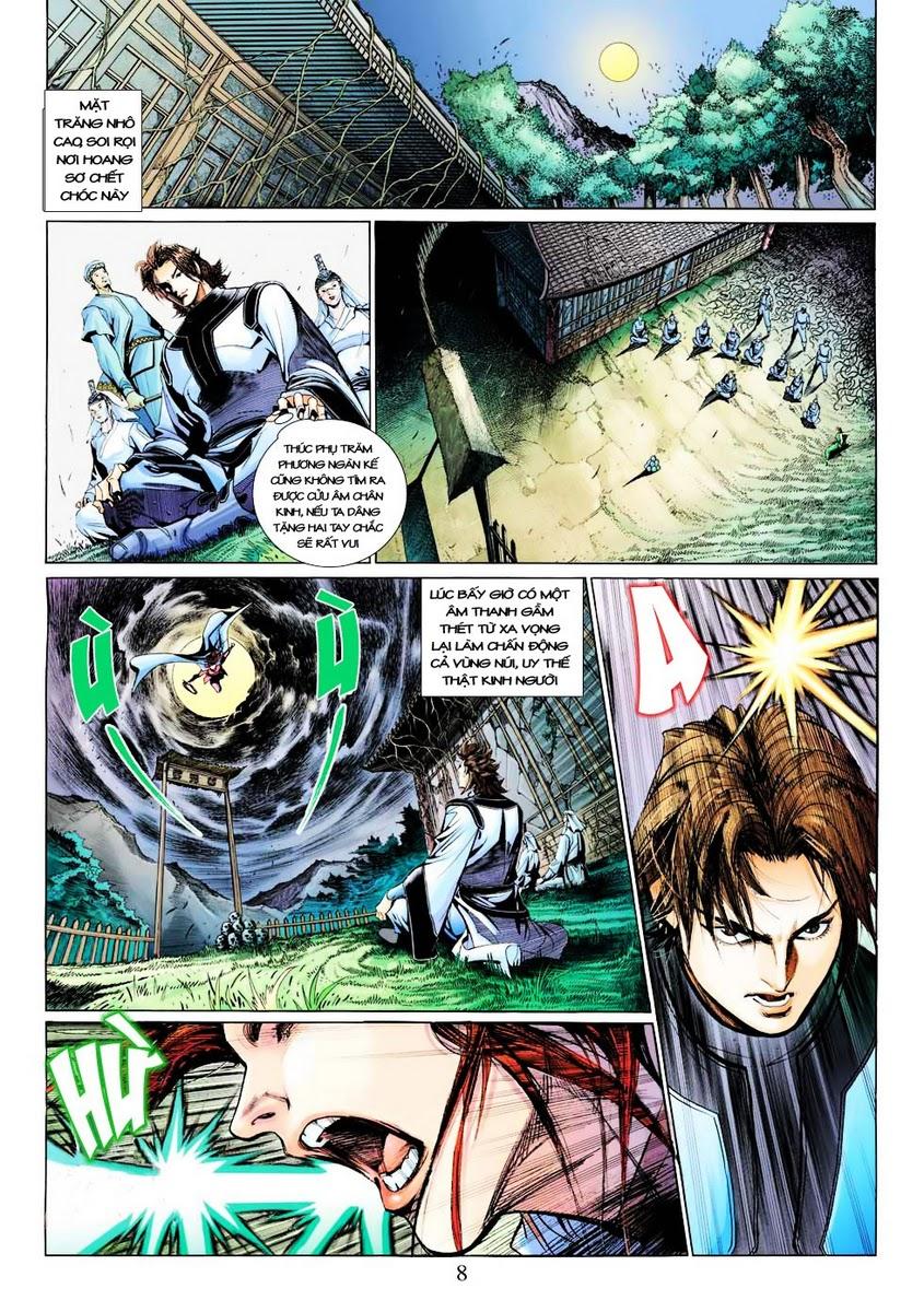 Anh Hùng Xạ Điêu anh hùng xạ đêu chap 29 trang 8