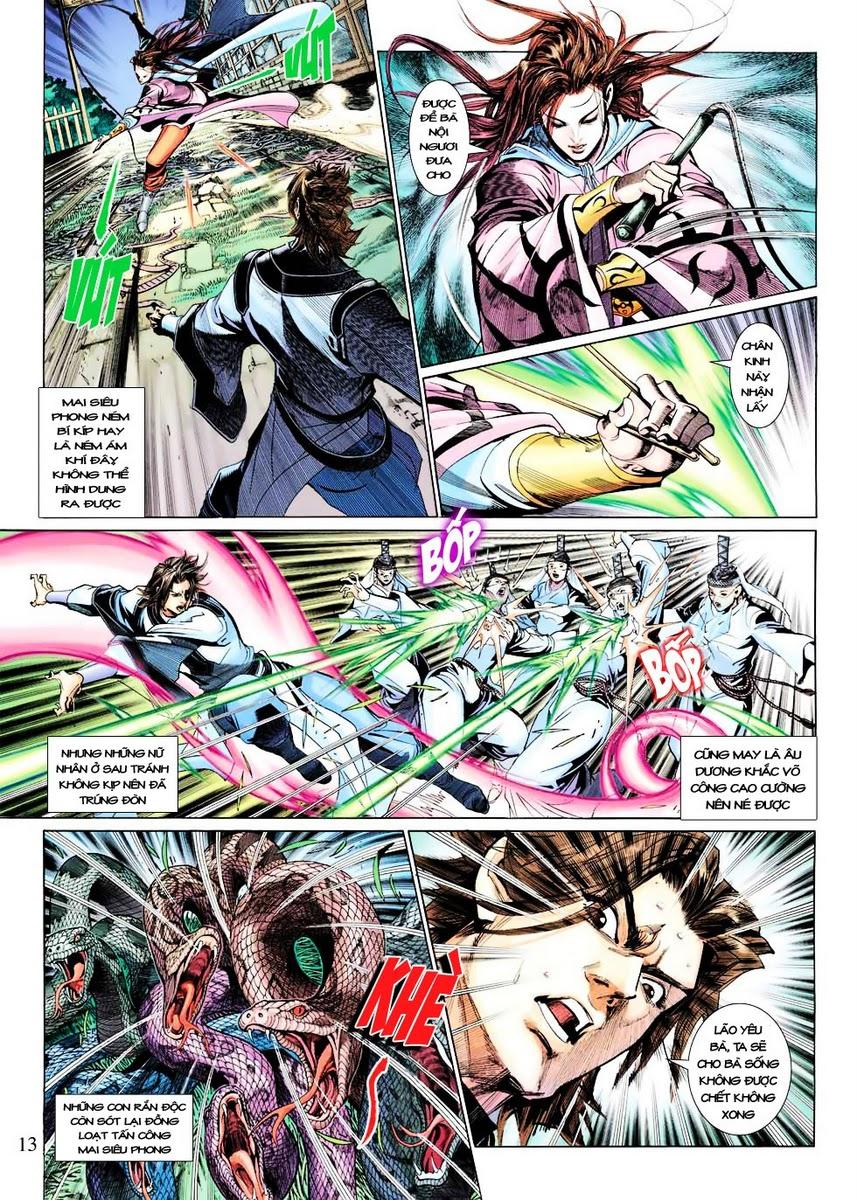 Anh Hùng Xạ Điêu anh hùng xạ đêu chap 29 trang 13