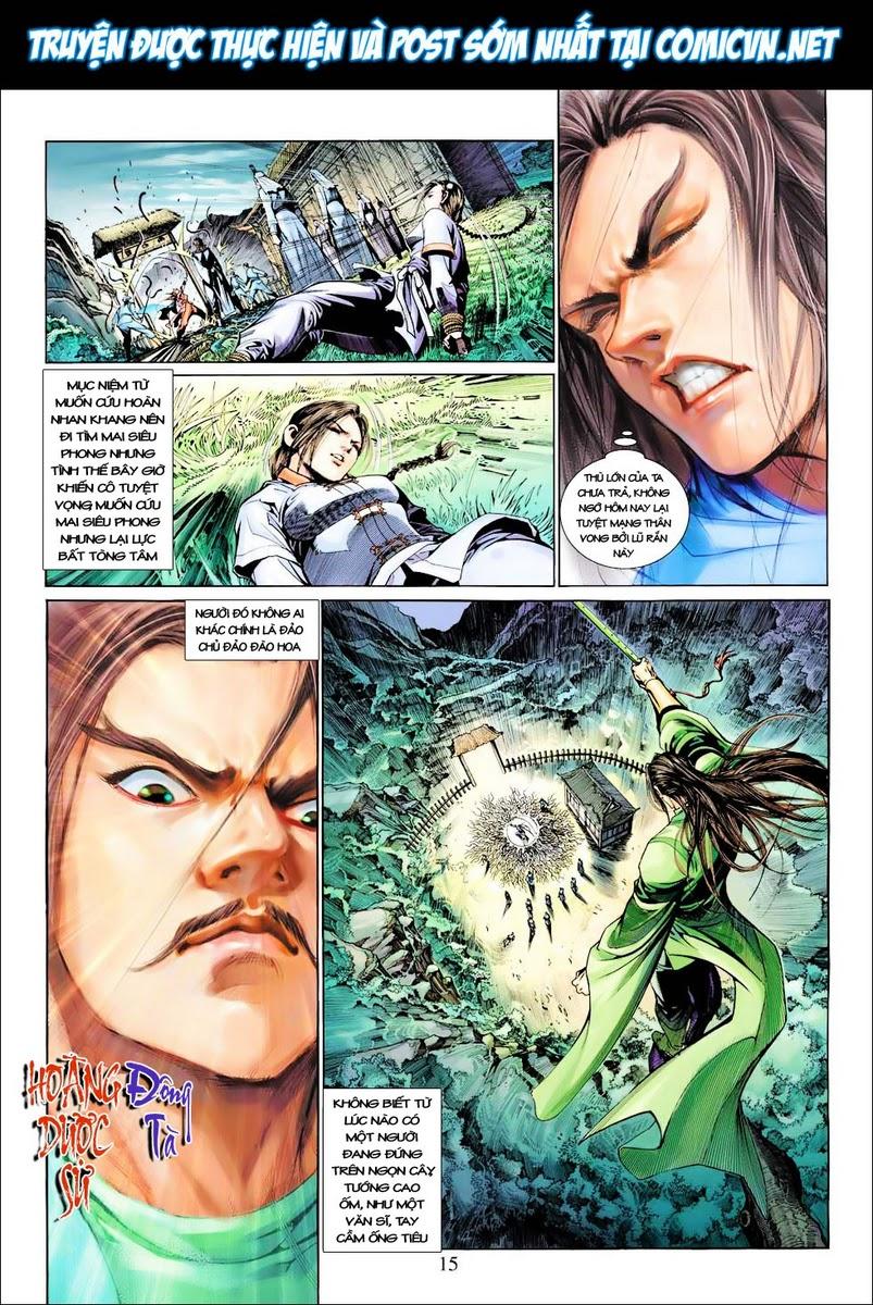 Anh Hùng Xạ Điêu anh hùng xạ đêu chap 29 trang 15