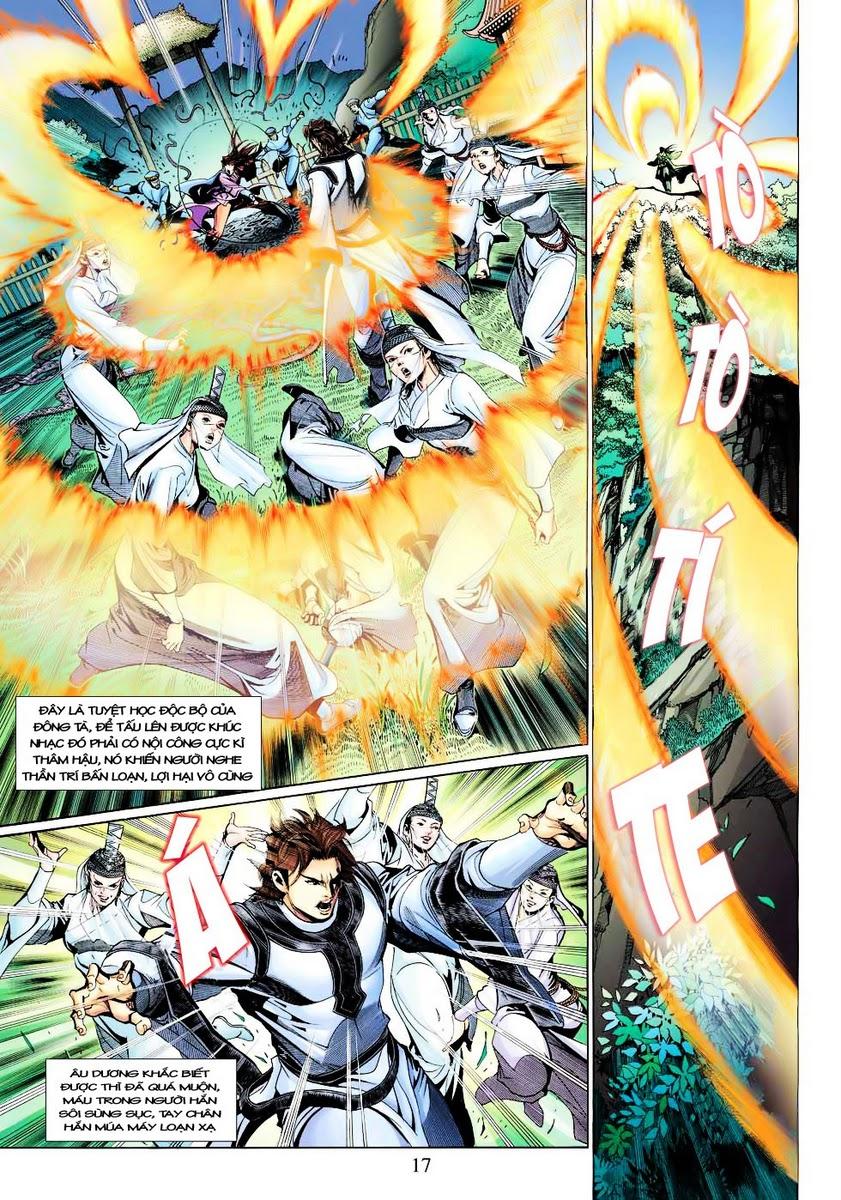 Anh Hùng Xạ Điêu anh hùng xạ đêu chap 29 trang 17