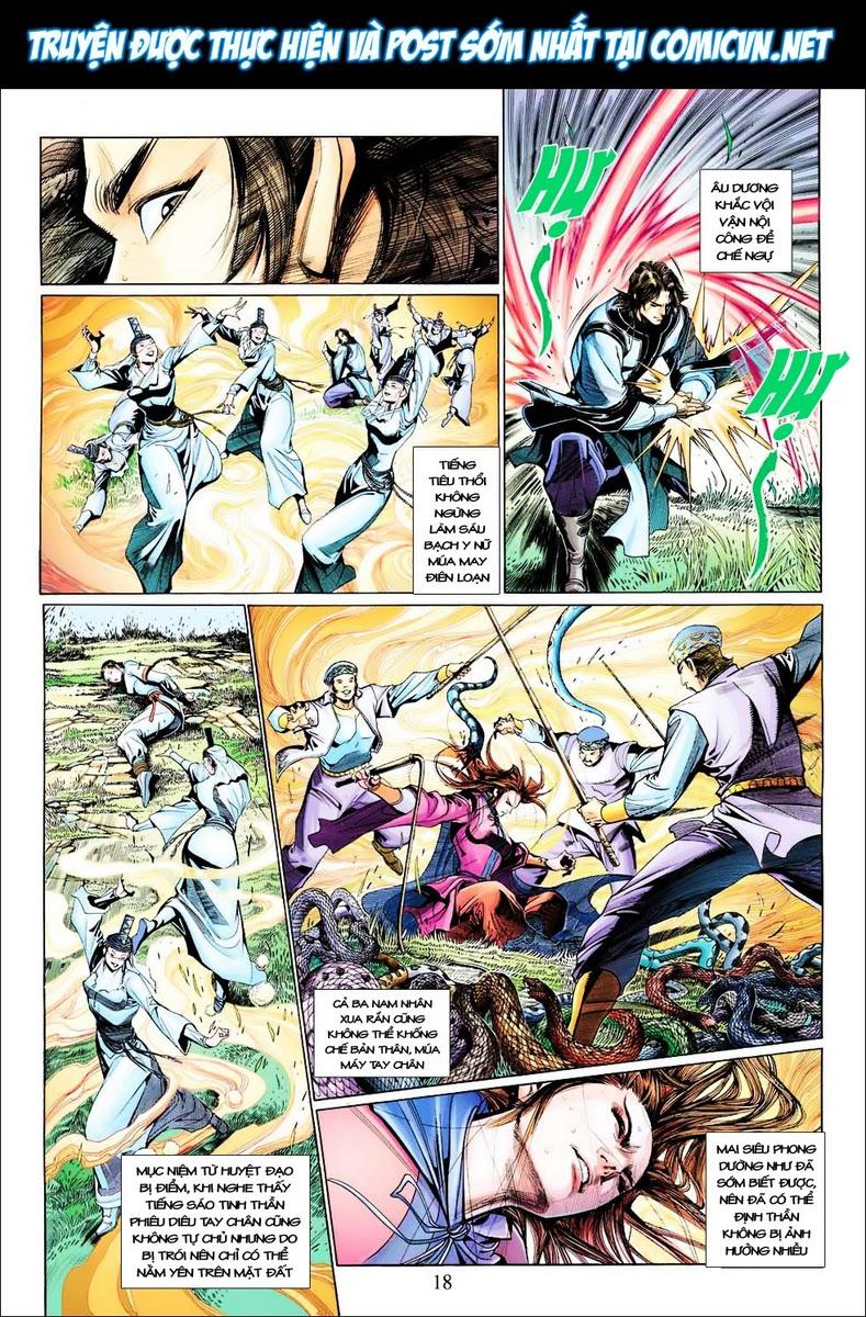 Anh Hùng Xạ Điêu anh hùng xạ đêu chap 29 trang 18