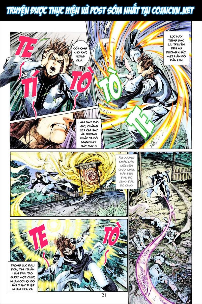 Anh Hùng Xạ Điêu anh hùng xạ đêu chap 29 trang 21