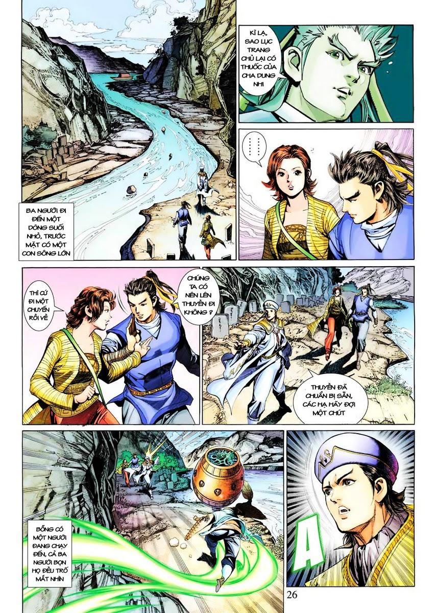 Anh Hùng Xạ Điêu anh hùng xạ đêu chap 29 trang 26