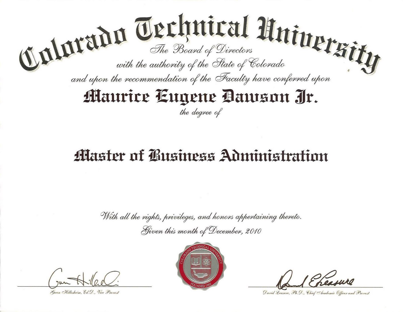 Online Business Certificate Programs Free Professional Resume