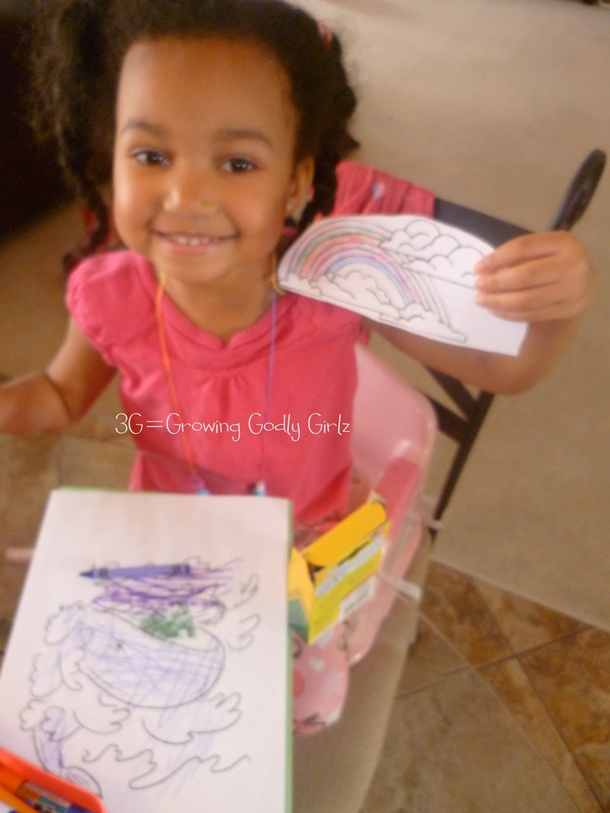 3g Growing Godly Girlz Week Wrap Up Letter F Is For
