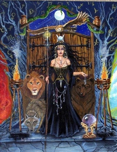 The Witch of Stitches: Hekate's Night is November 16