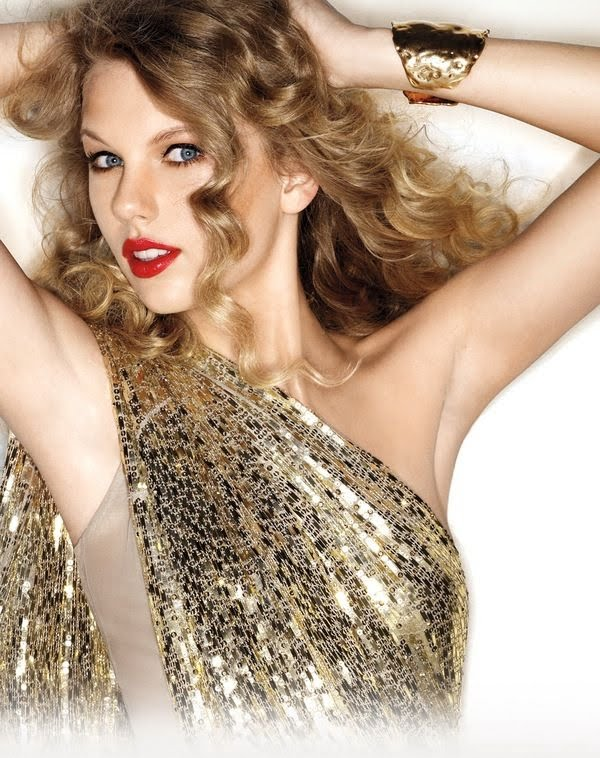 taylor swift covergirl ads