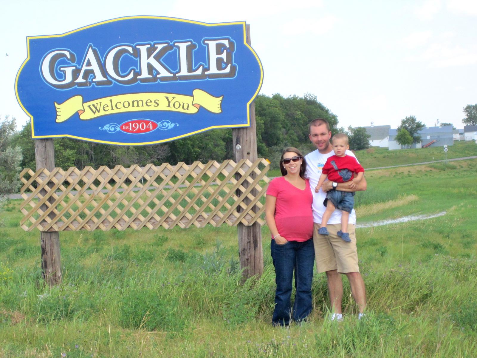The Miller Family Gackle North Dakota