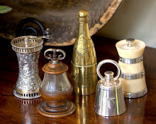 My Antique Pepper Mills
