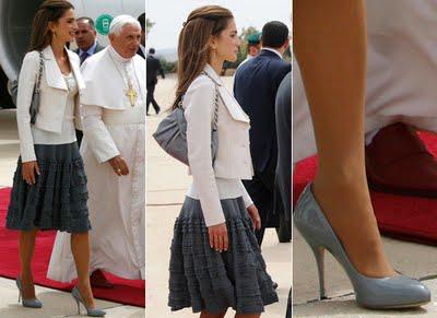 画像 : 海外セレブに学ぶキャリアファッション ラニア王妃(スーツ・ジャケット)編 - NAVER まとめ