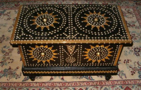 Omani Chests Traditional Boxes In Oman Design Interior