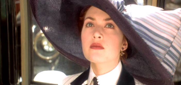 thing for hats     amp  about the Shebab      nudge  nudgeKate Winslet Titanic Hat