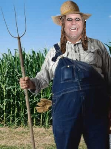 e15e459a07 Lehigh Valley Ramblings  Angle s Farmer Attire Draws Derision From ...