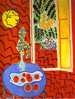 Henri Matisse Art Gallery Henri Matisse Red Interior